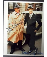 PATRICK STEWARD,BRENT SPINER (STAR TREK GENERATION) ORIG,AUTOGRAPH PHOTO... - $247.50