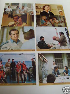 JACK NICHOLSON (ONE FLEW  CUCKOOS NEST) ORIG,PHOTO SET