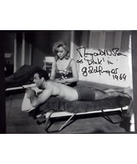 JAMES BOND / AUTOGRAPH PHOTO COLLECTION ) MARGRARET NOLAN ITEM # 13 - $123.75