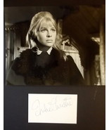 JULIE CHRISTIE (DOCTOR ZHIVAGO) ORIGINAL VINTAGE AUTOGRAPH PHOTO (CLASSI... - $222.75