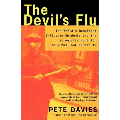 The Devil's Flu...Author: Pete Davies (used paperback)