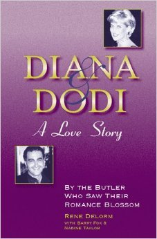 Diana & Dodi: A Love Story By the Butler Who Saw Their Romance Blossom (used HC)
