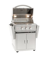 Blaze Professional 27-inch Freestanding Propane Gas Grill With Rear Infr... - $3,399.98