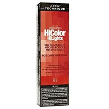 L'Oreal Excellence HiColor Red 1.2 oz (Pack of 6) - $26.00