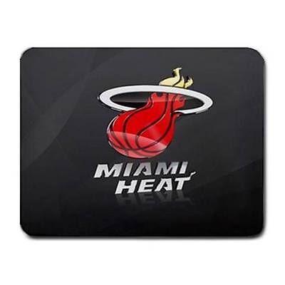 Miami Heats Mousepad - NBA Basketball