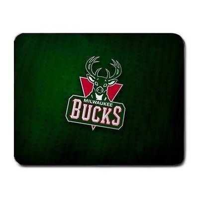 Milwaukee Bucks Mousepad - NBA Basketball