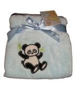 Baby Boys Plush Panda Blanket - $17.00