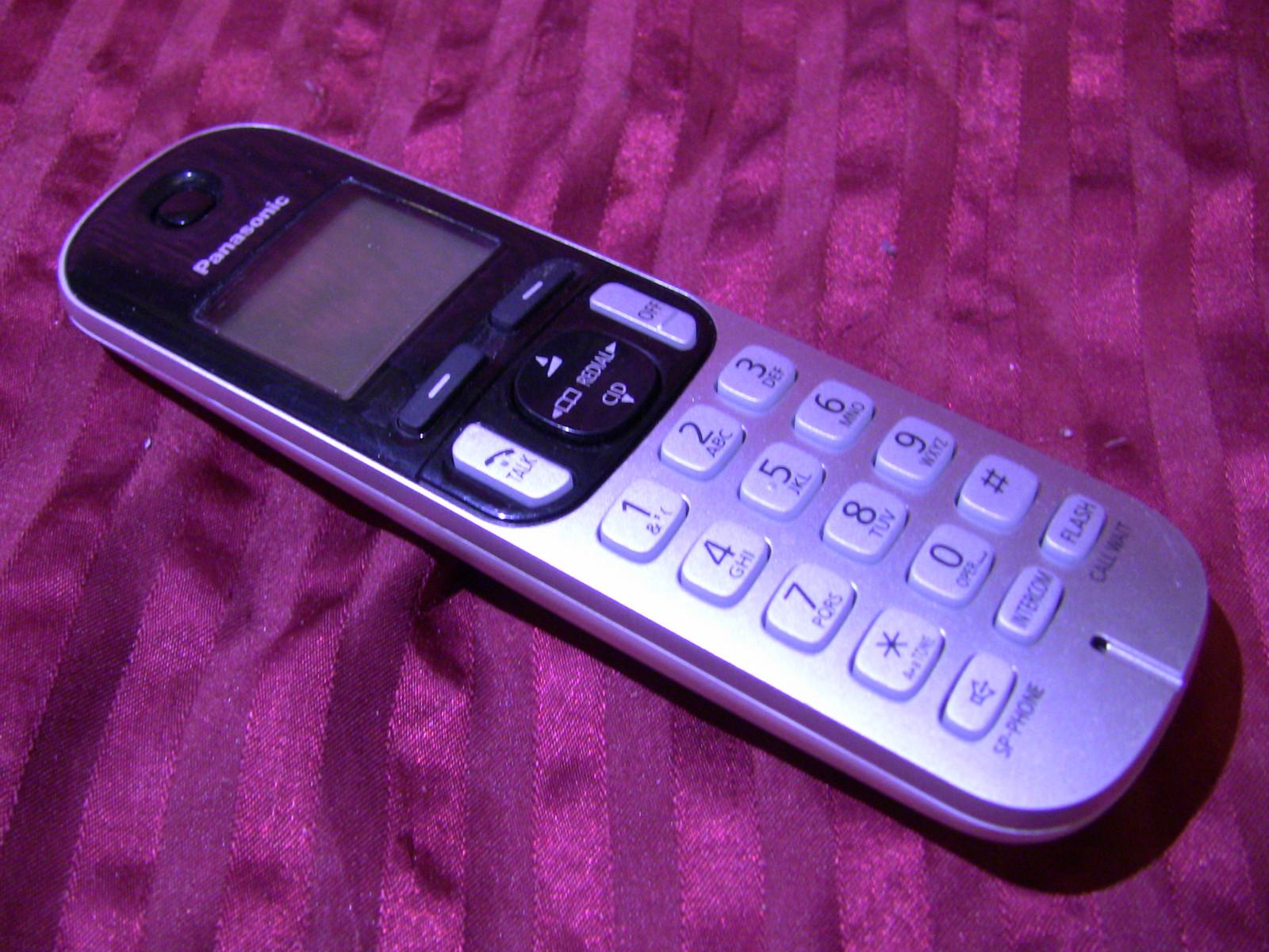 Cordless Handset Panasonic KX-TGCA21S KXTGCA21 S for KXTGC220 Phone