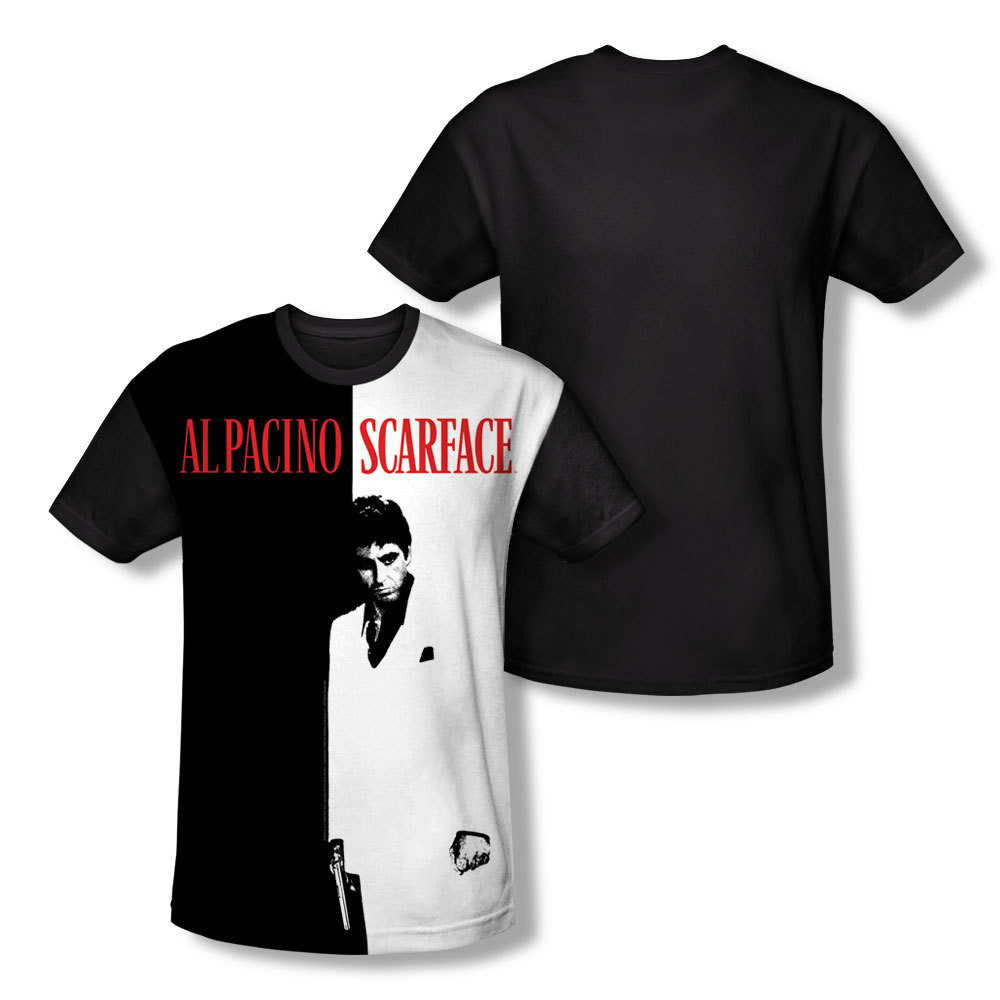 Tony Montana Scarface T Shirt