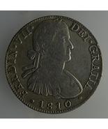 1810 Fernando VII -H.J. 8 reales Mexico mint- S... - $150.00