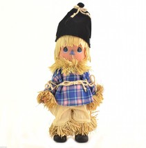 "Precious Moments Doll Wizard Of Oz Scarecrow Clever As Can Be 7"" T Colle... - $22.00"