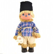 "Precious Moments Doll Wizard Of Oz Scarecrow Clever As Can Be 12"" Collec... - $39.99"