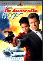 Die Another Day...Starring: Pierce Brosnan (used DVD)