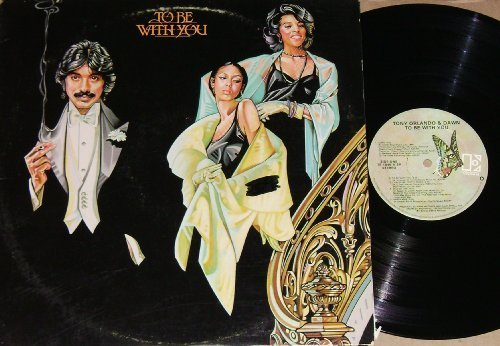 Tony Orlando & Dawn ~ To Be With You SS LP [Vinyl]