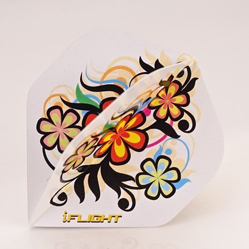 RUTHLESS SUMMERTIME FLOWERS INVINCIBLE DART FLIGHTS STANDARD iFLIGHTS