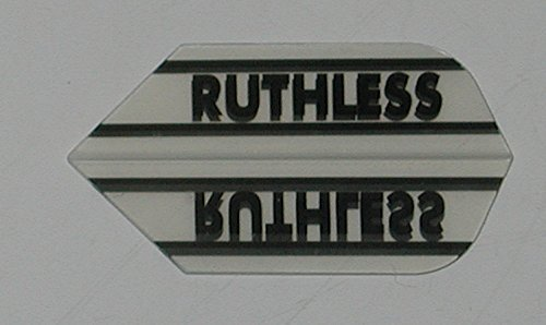 1 sets (3 flights) Xtra Strong Ruthless Slim Clear flights