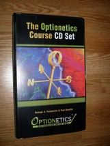 THE OPTIONETICS COURSE - 15 CD - PROFIT FROM STOCK MARKET OPTIONS TRADIN... - $88.98