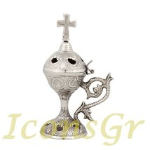 Christian Orthodox Greek Censer (169-n) [Kitchen] - $61.25
