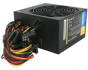 Antec VP450 Power Supply Continuous Power Very Quiet