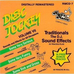 Disc jockey traditionals vol. 7