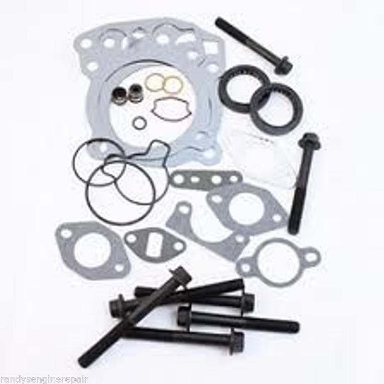 overhaul gasket kit w/seals kohler cv12.5s cv12.5t cv14