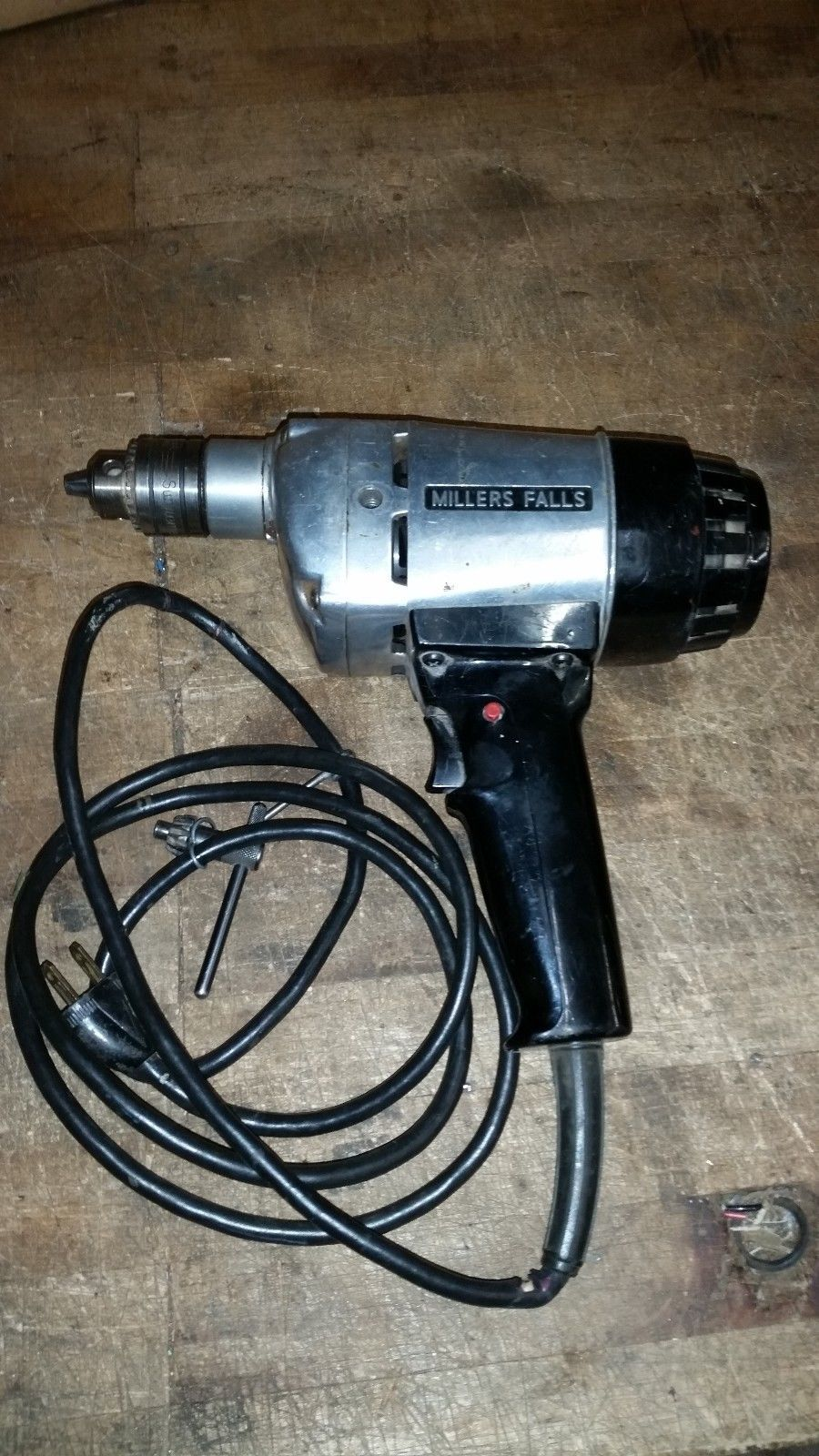 VINTAGE MILLERS FALLS ELECTRIC DRILL 3/8