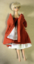 Barbie -  Red Flare Reproduction Fashion  - Barbie Doll Included (1958) - $24.00