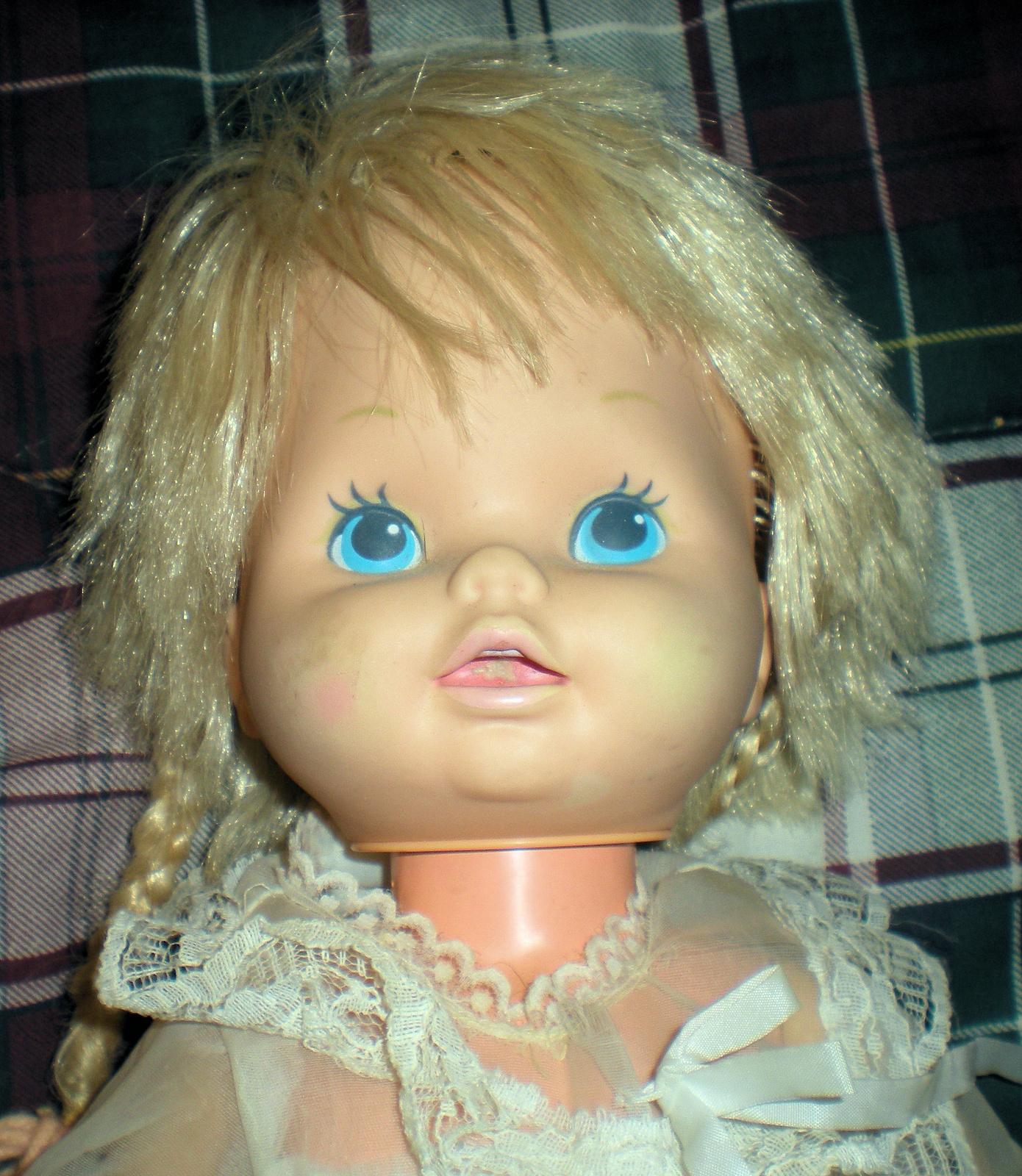 Vintage Mattel 1976 Doll
