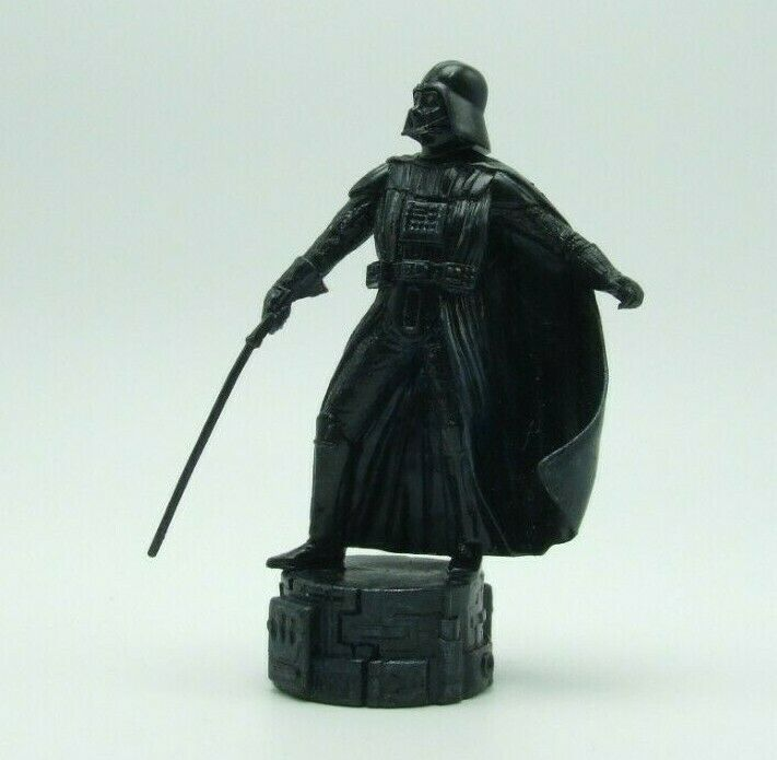 Star Wars Saga Edition Black Darth Vader Queen Chess Replacement Game Piece