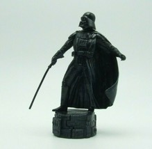Star Wars Saga Edition Black Darth Vader Queen Chess Replacement Game Piece - $9.99