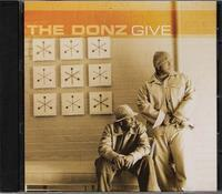 The Donz: Give [BRAND NEW CD-single]
