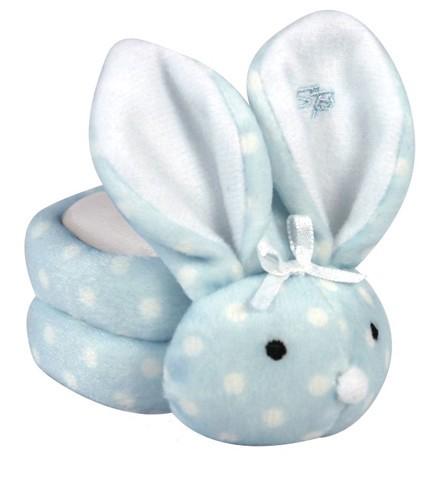 Boo bunnie blue dot