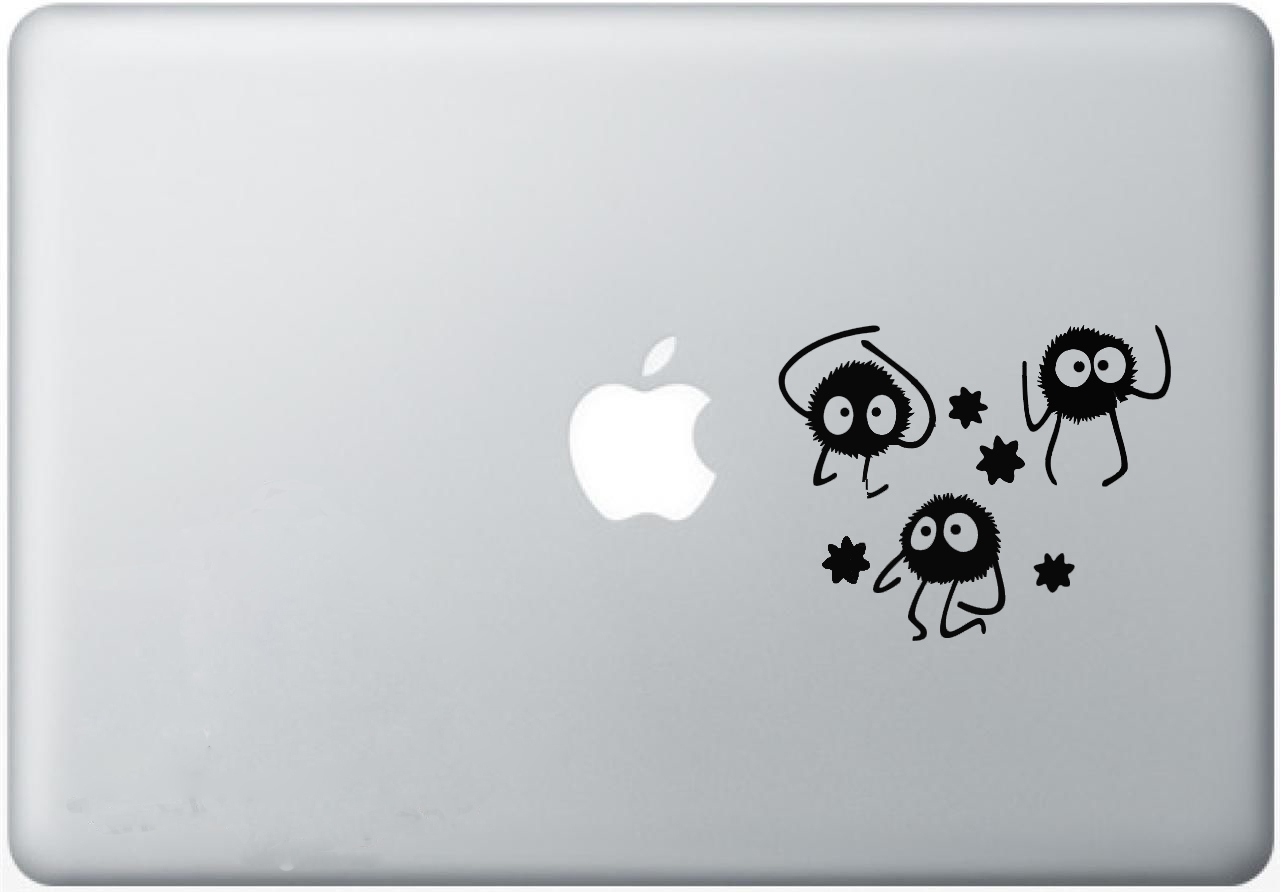 sprited away Decal - Macbook Decal Macbook