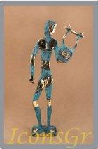 Ancient Greek Bronze Museum Statue Replica of Apollo (133) [Kitchen] - $154.84
