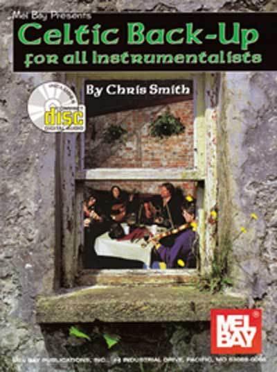 Celtic Backup For All Instruments/Book w/CD Set - $24.99