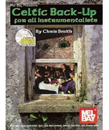 Celtic Backup For All Instruments/Book w/CD Set - $24.99