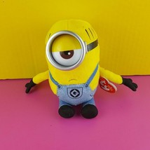 """Ty Beanie Babies Plush Mel 6"""" Despicable Me 3 Stuffed Toy 2017 - $11.88"""