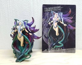 Square Enix Final Fantasy Creatures Vol.3 Yunalesca Full Color Figure - $12.73