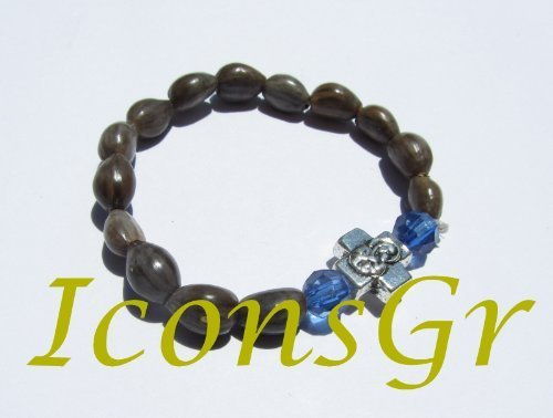 Handmade Christian Orthodox Greek Bracelet Tears of Mary