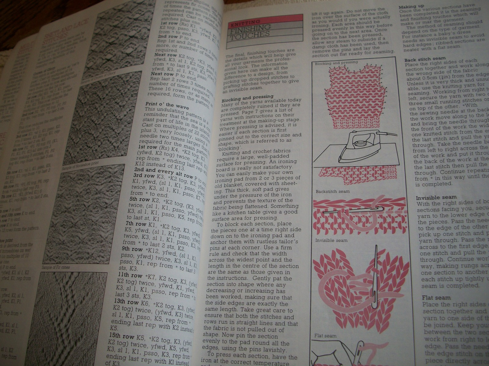 Knitting Fashion: A Step By Step Guide To Knitting & Crochet