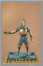 Ancient Greek Bronze Museum Statue Replica of Pan (207) [Kitchen] - $58.70