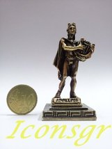 Ancient Greek Zamac Miniature Statue of Apollo (Gold) [Toy] - $12.64