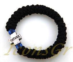 Handmade Christian Orthodox Greek Chotki, Komboskoini,prayer Rope Black ... - $7.35