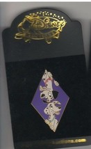 101 Dalmatians Pongo and Perdita LE 500 Peek-a-Boo Authentic Disney Auction Pin - $79.99