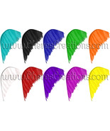 Color Feathers Clip Art for Digital Scap Booking Craft Scrapbooking - $1.75