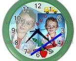 School clock green thumb155 crop