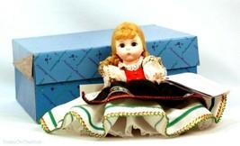 """Poland Madame Alexander Doll 8"""" Comes With Original Box #580 - $12.72"""