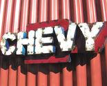 Junk iron art chevy sign. 0 thumb155 crop