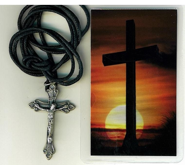 Crucifix   cruz santa h55.0497 001