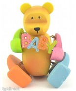 Carson POZY Bears Figurine Oh Baby Collectible Newborn Gift Collectable ... - $12.99